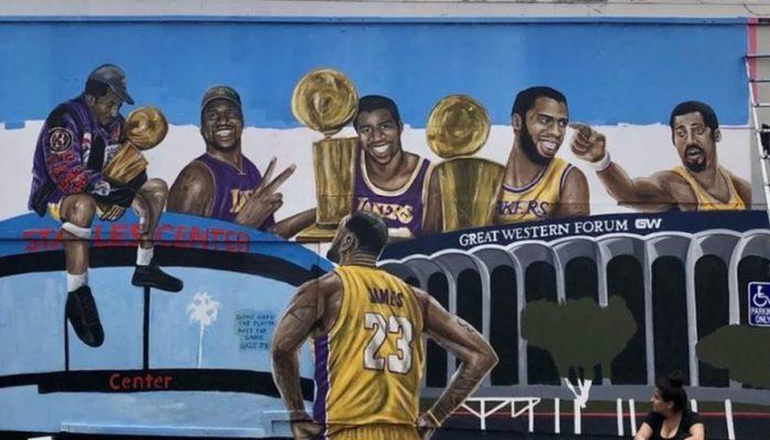 Η τοιχογραφία που αξίζει να δεις