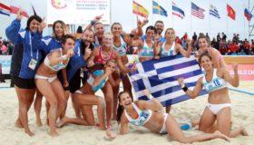 Παγκόσμια πρωταθλήτρια η Ελλάδα!
