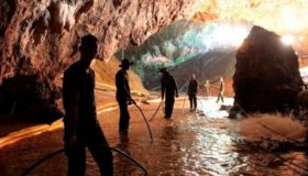 Το χρονικό της διάσωσης των «Αγριόχοιρων» από το σπήλαιο Ταμ Λουάνγκ