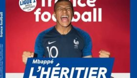 France Football: «Εμπαπέ, ο διάδοχος του Πελέ»