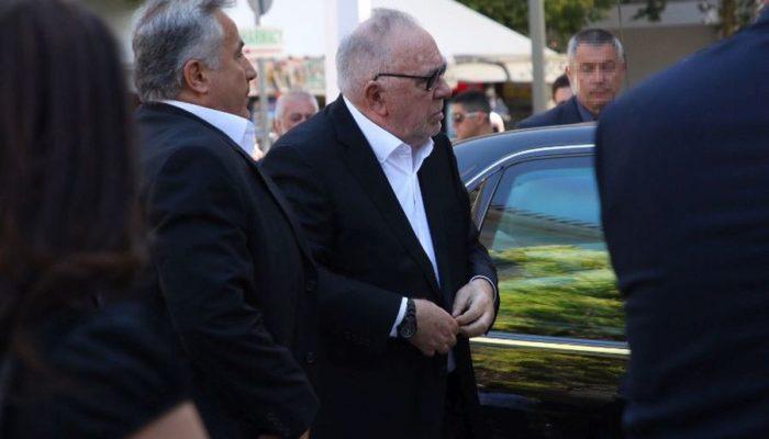 Θρήνος στην κηδεία του Σωκράτη Κόκκαλη τζούνιορ (εικόνες - video)