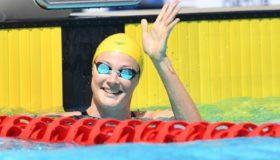 Δεύτερη καλύτερη επίδοση όλων των εποχών στα 100μ. ελεύθερο η Κέιτ Κάμπελ!