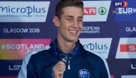 Δευτεραθλητής Ευρώπης ο Γκολομέεβ!