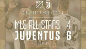 Στα πέναλτι τους All Stars του MLS η Γιούβε (video)