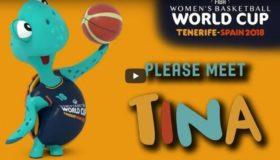 Η μασκότ του Παγκοσμίου Κυπέλλου Γυναικών (video)