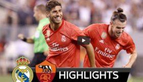 Η Ρεάλ 2-1 την Ρόμα (video)