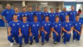 Βελιγράδι: 4η θέση για την Εθνική Παίδων, ήττα 11-7 από ΗΠΑ στον μικρό τελικό