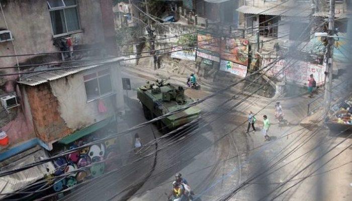 Πόλεμος με τους διακινητές ναρκωτικών στις φαβέλες - 14 νεκροί