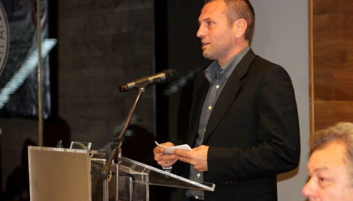 Γενικός αρχηγός στην Β' ομάδα ο Γιώργος Ανατολάκης, διευθυντής ο Γιάννης Μανιάτης