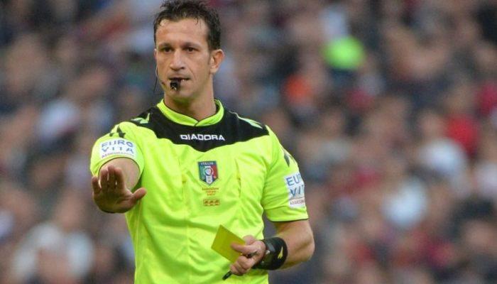 Τιμωρημένος στην Ιταλία ο διαιτητής του Αρης-ΠΑΟΚ!