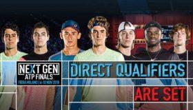 Νο1 του ταμπλό στο Next Gen ATP Finals του Μιλάνου ο Στέφανος Τσιτσιπάς!