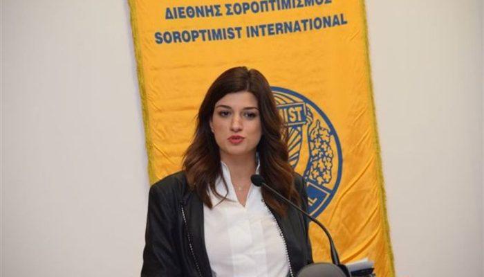 Νοτοπούλου: «Βασικός μέτοχος της αγροτικής ανάπτυξης η γυναίκα»