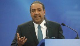 Προσωρινή απόσυρση του Σεϊχη Αχμάντ