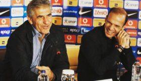 Αναστασιάδης: «Ήταν όνειρο ζωής για μένα η Εθνική» (video)