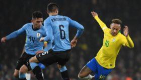 Νίκη για Βραζιλία με πέναλτι του Νείμάρ