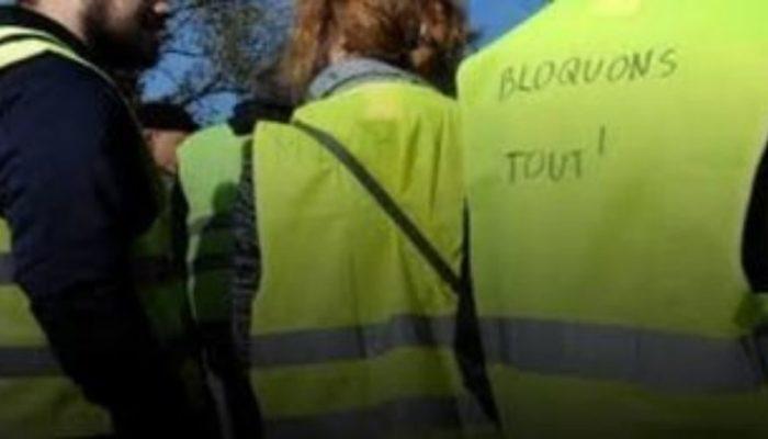 Πάνω από 400 οι τραυματίες με το Κίνημα των Κίτρινων Γιλέκων (video)