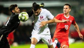 Το Κατάρ νίκησε την Ελβετία! (video)