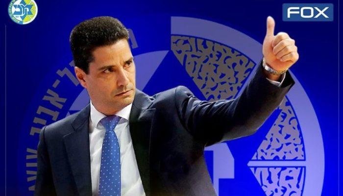 Ανέλαβε την Μακάμπι ο Σφαιρόπουλος (εικόνα)