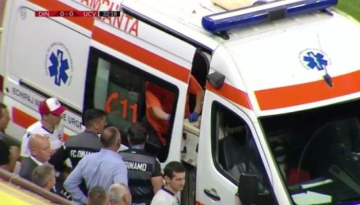 Κατέρρευσε ο προπονητής Ναγκόε στο ρουμανικό ντέρμπι (εικόνες - video)