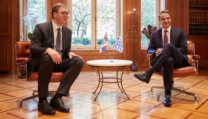 Υπογραφή στρατηγικής συνεργασίας με Σερβία