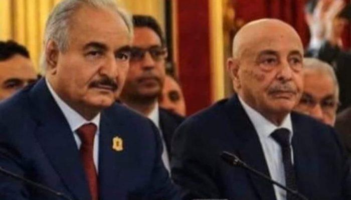 O Χάφταρ αποχώρησε από τη Διάσκεψη καταγγέλλοντας προκατασκευασμένες αποφάσεις
