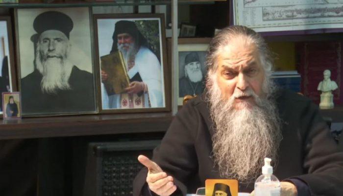 Πάτερ Βασίλειος: «Αυτή δεν είναι κυβέρνηση, είναι το 4ο Ράιχ με Έλληνες πολιτικούς» (video)