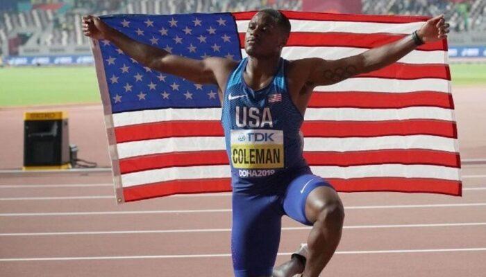 Διετής αποκλεισμός στον Κόουλμαν, χάνει τους Ολυμπιακούς Αγώνες του Τόκιο...