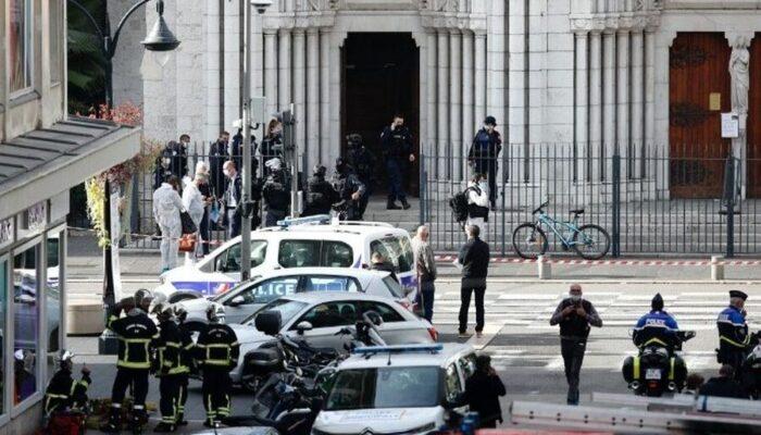 Ποιος είναι ο δράστης της επίθεσης στη Νίκαια - Στο ανώτατο επίπεδο συναγερμού όλη η χώρα
