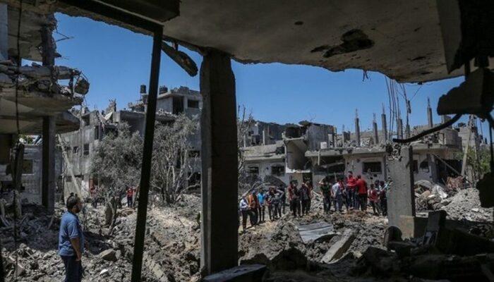 Βομβαρδισμών συνέχεια στη Λωρίδα της Γάζας