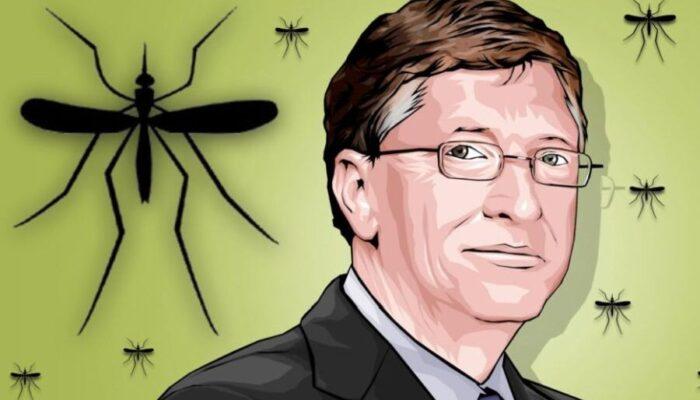 Τα κουνούπια του Bill Gates