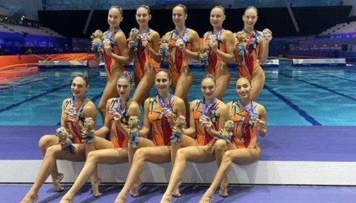Αργυρό μετάλλιο για την Ελλάδα στο Κόμπο