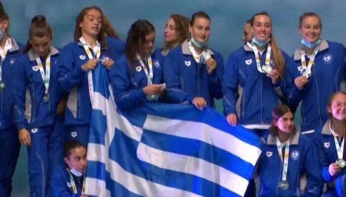 Στην 2η θέση του κόσμου η Εθνική Νεανίδων (vid)